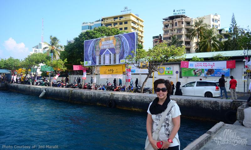 Maldive Islands City Life
